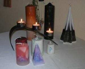 Handmade Candels