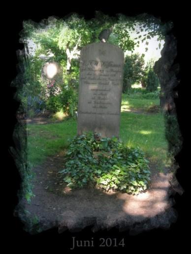 Das Grab E. T. A. Hoffmanns