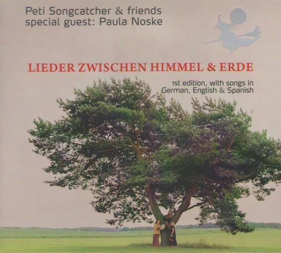 CD-Cover 'Lieder zwischen Himmel und Erde'
