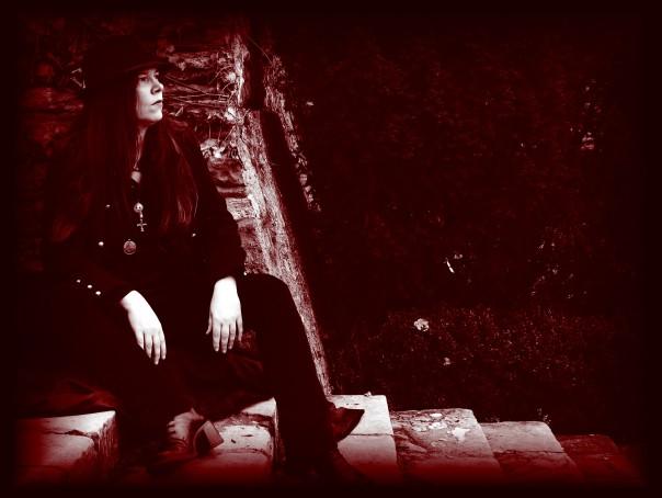 Dunkelheit Foto: LiBella Model: Curtis Nike