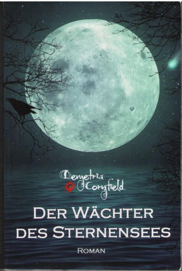"""Buchcover """"Der Wächter des Sternensees"""""""