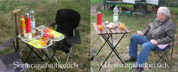 Frühstücksvarianten