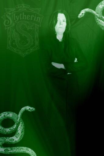 Das Unterrichten in Hogwarts bringt graue Haare ein! LARP-Foto: Thanis Voyant Modell: Curtis Nike