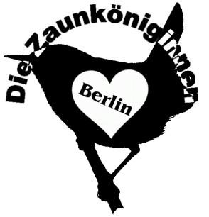Das Logo der Zaunköniginnen aus Berlin
