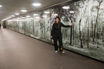 """Hier bin ich vor den Dreharbeiten zu """"Berlin - Stadt der Hexen"""" zu sehen."""