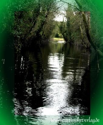 Darauf freue ich mich in jedem Jahr von Neuem: verzauberte Fluss-Landschaften, nur mit dem Boot erreichbar.
