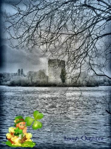 Grüße vom Lough Oughter!
