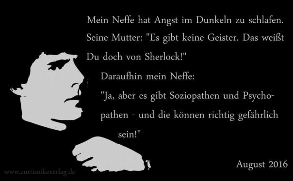 Pietjes Sherlock Zitat