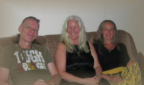 Peti Songcatcher and Friends - Duke Meyer von den Singvögeln und Paula Noske
