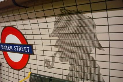 Underground Station Baker Street