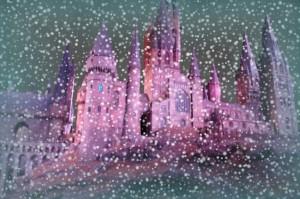 Eines meiner schönsten Erlebnisse 2016: Der Besuch in Hogwarts!