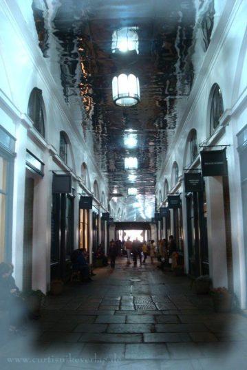 London ist immer eine Reise wert! Hier: Covent Garden