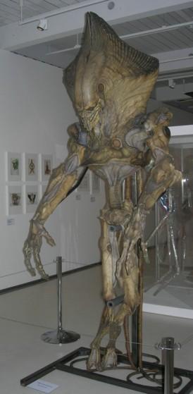 Alien aus Independence Day
